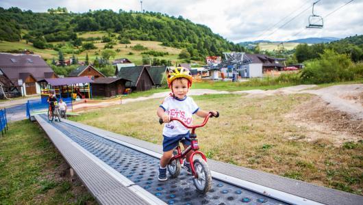 Detský bike park Mýto pod Ďumbierom